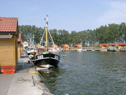 Hafen Freest